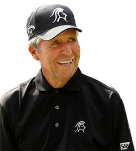 Gary Player Bio Photo 2