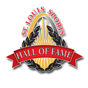 St Louis Sports Hall of Fame Logo
